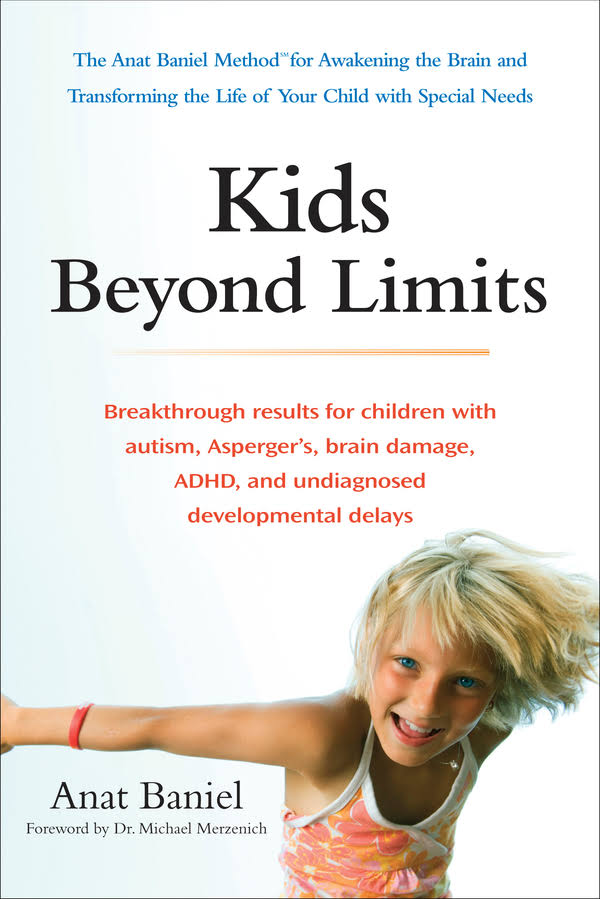 Book Cover - Kids Beyond Limits Book Cover