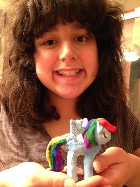 2016-09-29 Anna's Pony %22Rainbow Dash%22IMG_4396